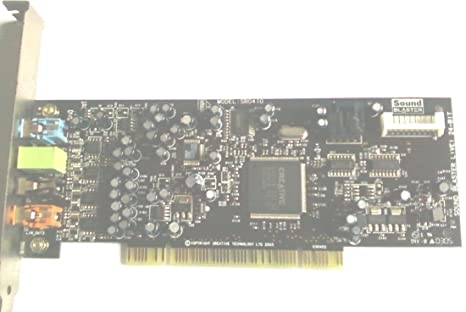 Amazon.com: Creative sb0410 Sound Blaster Live. 24-bit ...