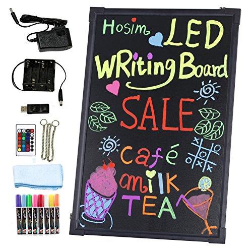 Hosim LED Message Writing Board, 24