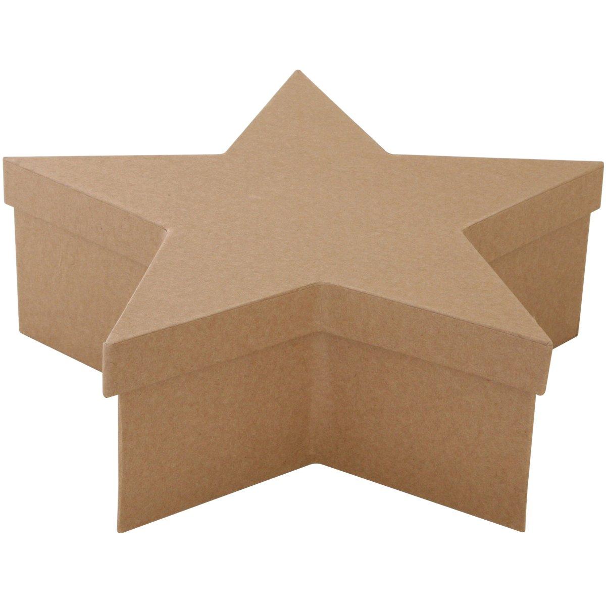 Art Alternatives MVPM06210 Paper-Mache Large Star-11.5 inches