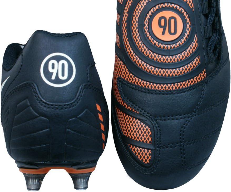 saber estas haga turismo  Nike Total 90 Shoot II Extra SG Niños Botas de fútbol-Black-4.5:  Amazon.com.mx: Ropa, Zapatos y Accesorios