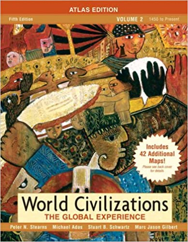 Book World Civilizations: Atlas Edition v. 2: The Global Experience
