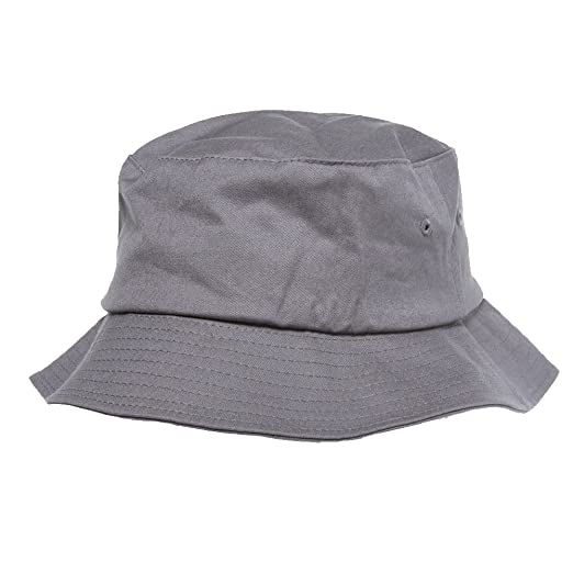 a3af49e955e Flexfit Yupoong Cotton Twill Bucket Hat 5003 at Amazon Men s Clothing store