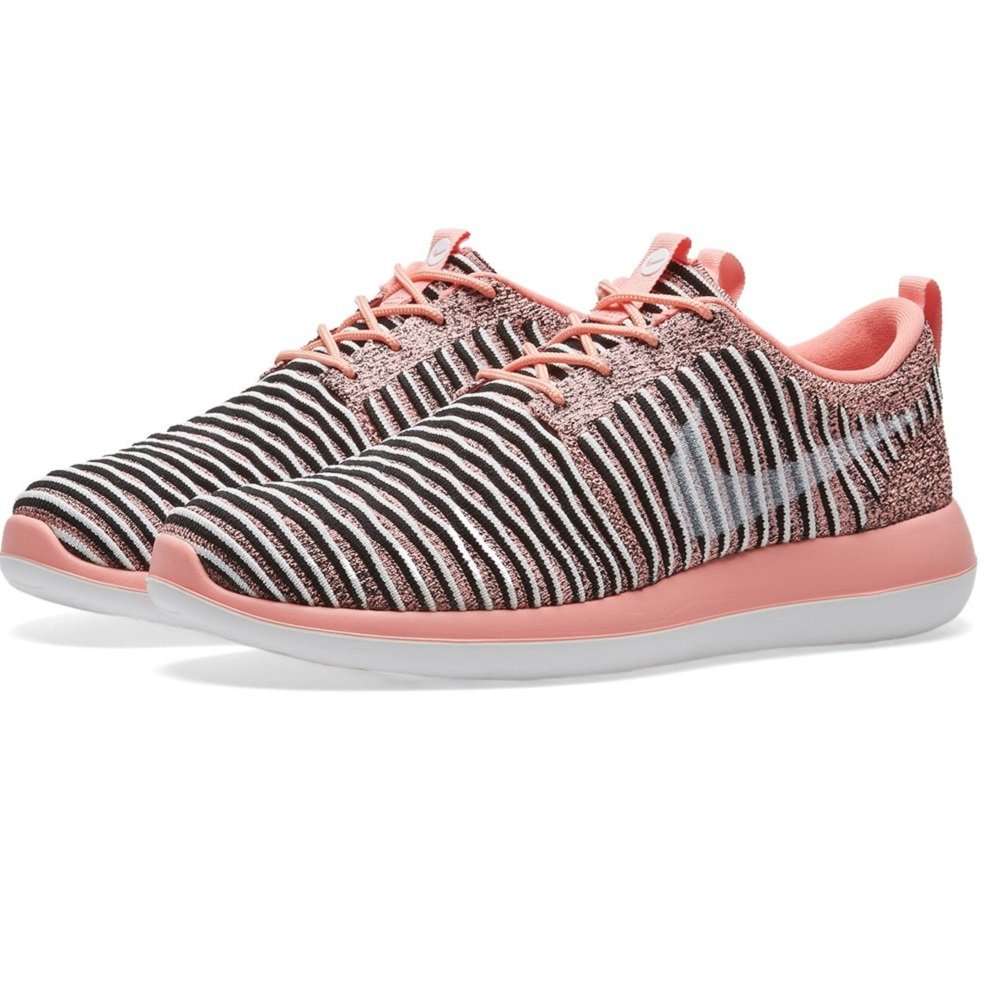 fdaef1388526 Galleon - Nike Womens Roshe Two Flyknit Running Trainers 844929 Sneakers  Shoes (US 6.5