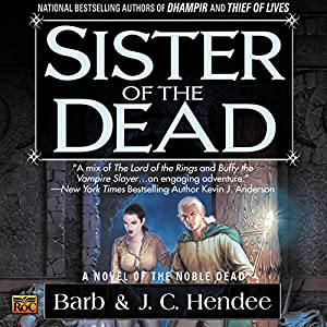 Sister of the Dead Audiobook