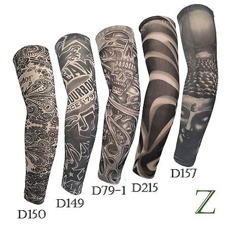 SLEEVE Mangas del Brazo, Brazaletes del Tatuaje del Brazo De La ...