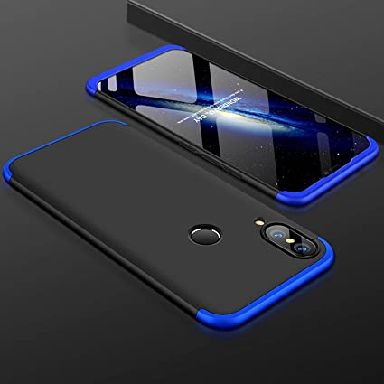 quality design 214cc a9cd3 SPAZY CASE® Huawei Honor 8X Max Cover Case Ull Body: Amazon.in ...