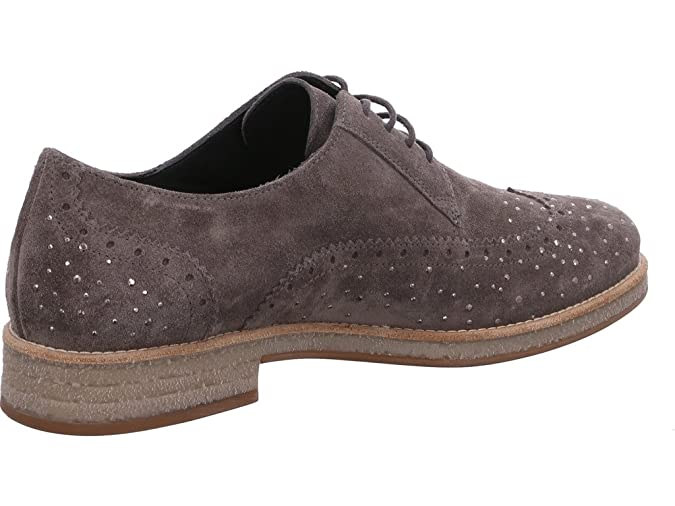 Paul Green | Dandy | Schnürschuh - grau | piombo, Farbe:grau;Größe:40:  Amazon.de: Schuhe & Handtaschen