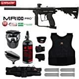 Spyder MR100 Pro Starter Protective HPA Paintball Gun Package