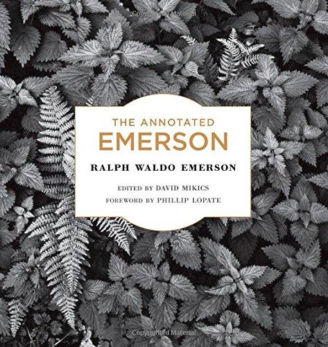 The Annotated Emerson (David Emerson compare prices)