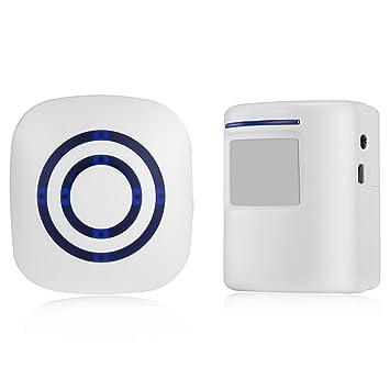 Amazon Wireless Driveway Alert Doorbellhome Security Alarm
