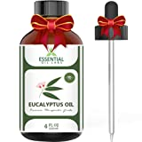 Amazon Price History for:Eucalyptus Oil - Highest Quality Therapeutic Grade Backed by Research - Large 4 oz Bottle with Premium Dropper - 100% Pure and Natural by Essential Oil Labs