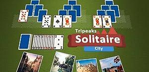 TriPeaks City by PuzzlePups