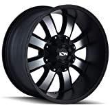 """ION 189 Wheel with Machined Finish (20x9""""/5x87.122mm, 0mm offset)"""