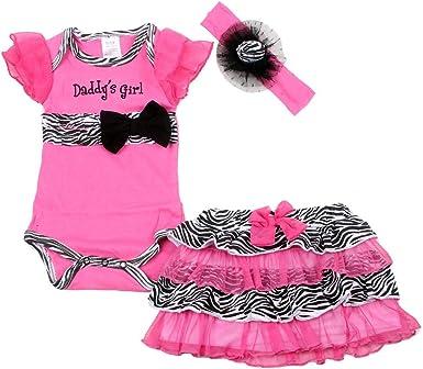 NEW Baby Girls 2 Piece Set Sz 12 Months Shirt Shorts Outfit Pink Zebra Butterfly