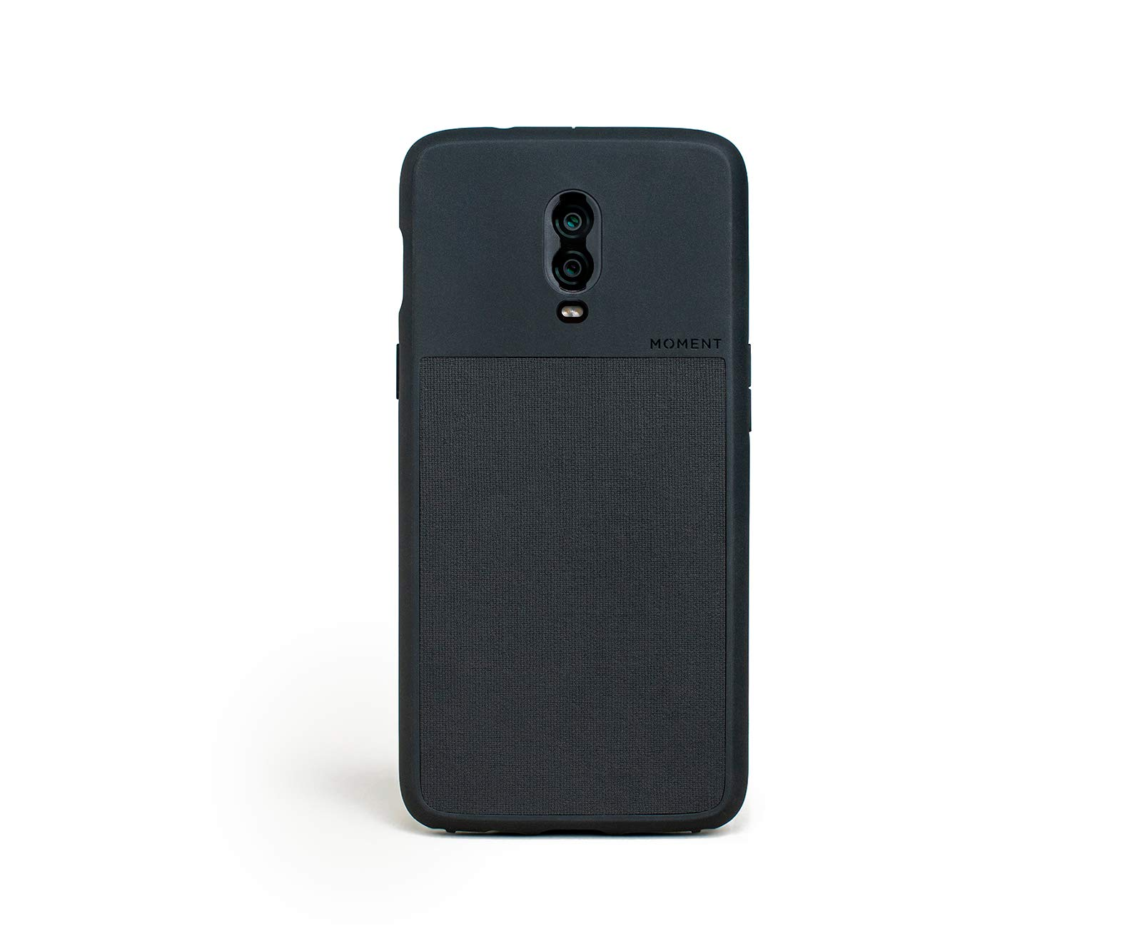 ویکالا · خرید  اصل اورجینال · خرید از آمازون · OnePlus 6T Case || Moment Photo Case in Black Canvas - Thin, Protective, Wrist Strap Friendly case for Camera Lovers. wekala · ویکالا