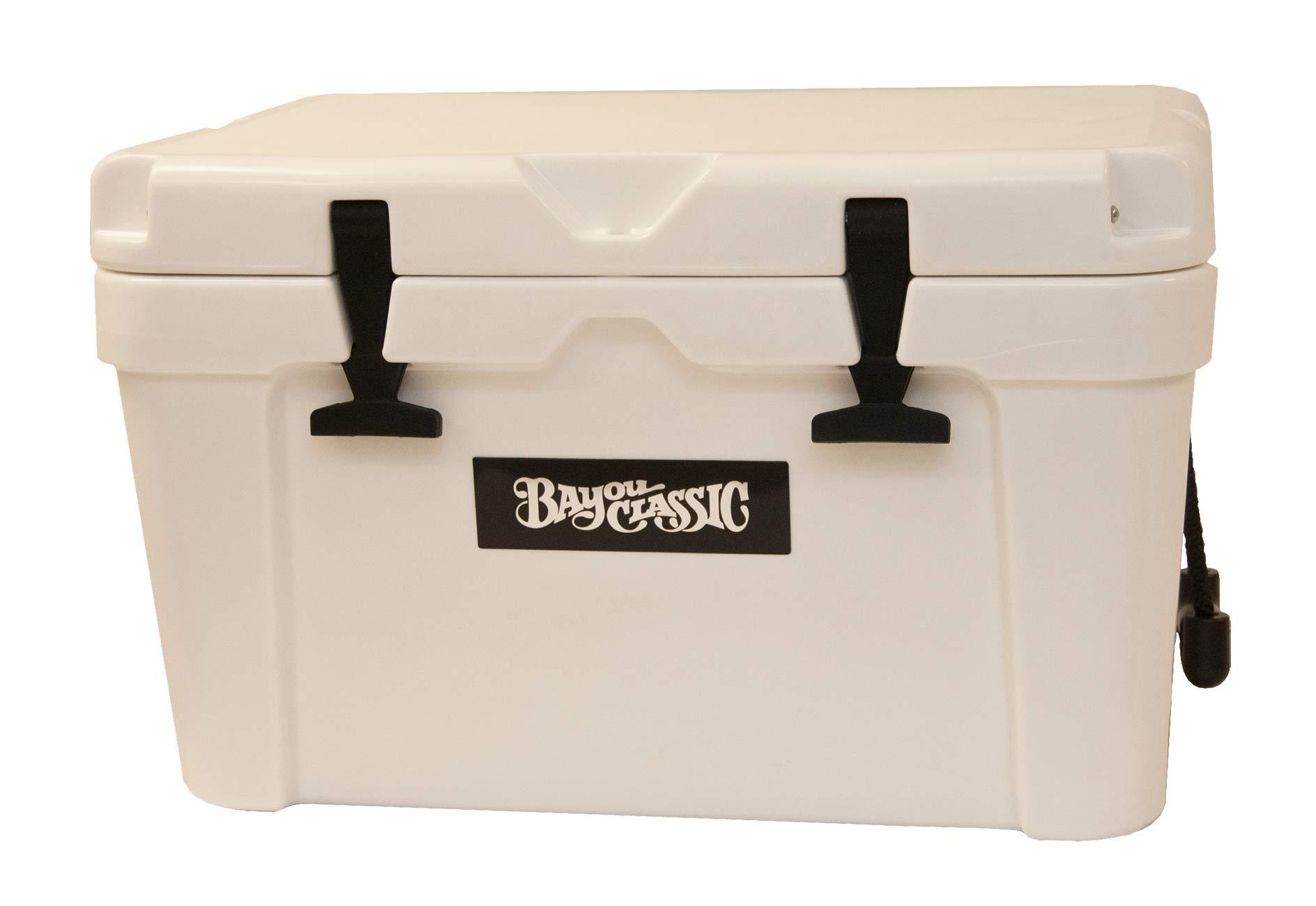 Bayou Classic BC25W 25-qt Bayou Cooler-White, 25qt, by Bayou Classic