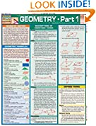 #5: Geometry Part 1 (Quickstudy Reference Guides - Academic)