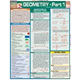 Geometry Part 1 (Quickstudy Reference Guides - Academic)