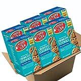 Enjoy Life Crunchy Cookies, Soy free, Nut free, Gluten free, Dairy free, Non GMO, Vegan, Chocolate Chip, 6 Boxes