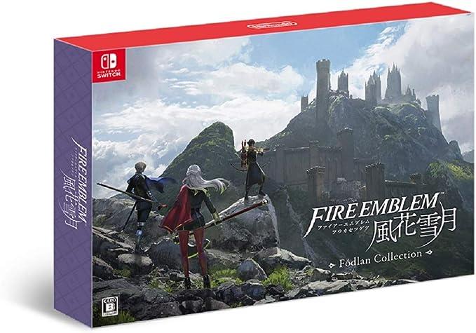 Nintendo Fire Emblem Fuka Yukitsuki Fódlan Colección -Switch: Amazon.es: Videojuegos