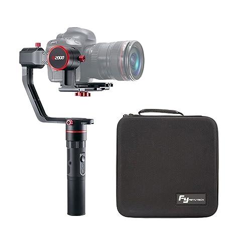 FeiyuTech A2000 3 ejes cardán Estabilizador para cámara réflex ...