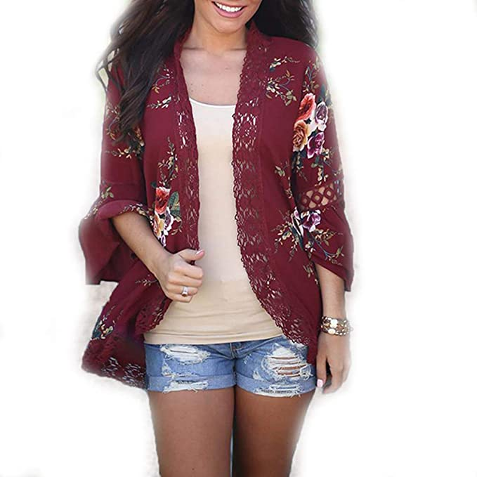 YoungG-3D Cardigan Hollow Out Vetement Femme Cardigan ...