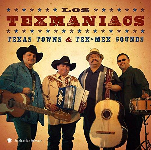 Texas Towns & Tex-Mex Sounds (Best Tex Mex Music)