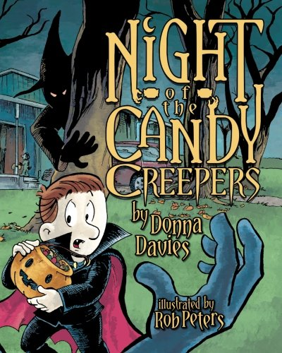 Download Night of the Candy Creepers pdf