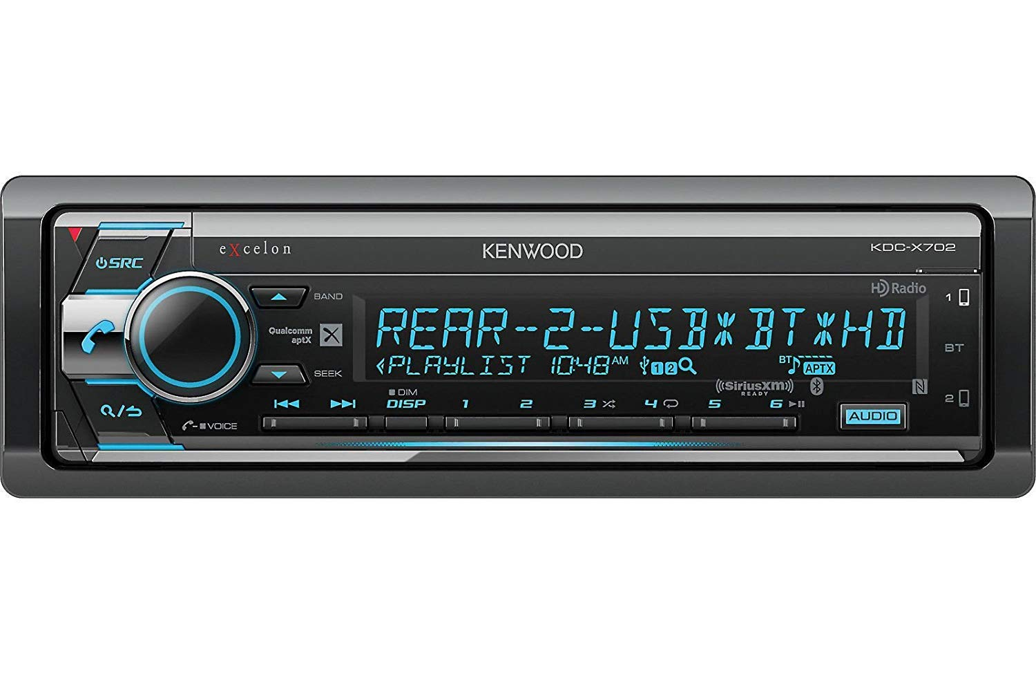 Kenwood Kdc X702 Cd Receiver W Bluetooth Hd Radio Car Parameters And Subwoofers Page 3 Audio Diymobileaudio Electronics