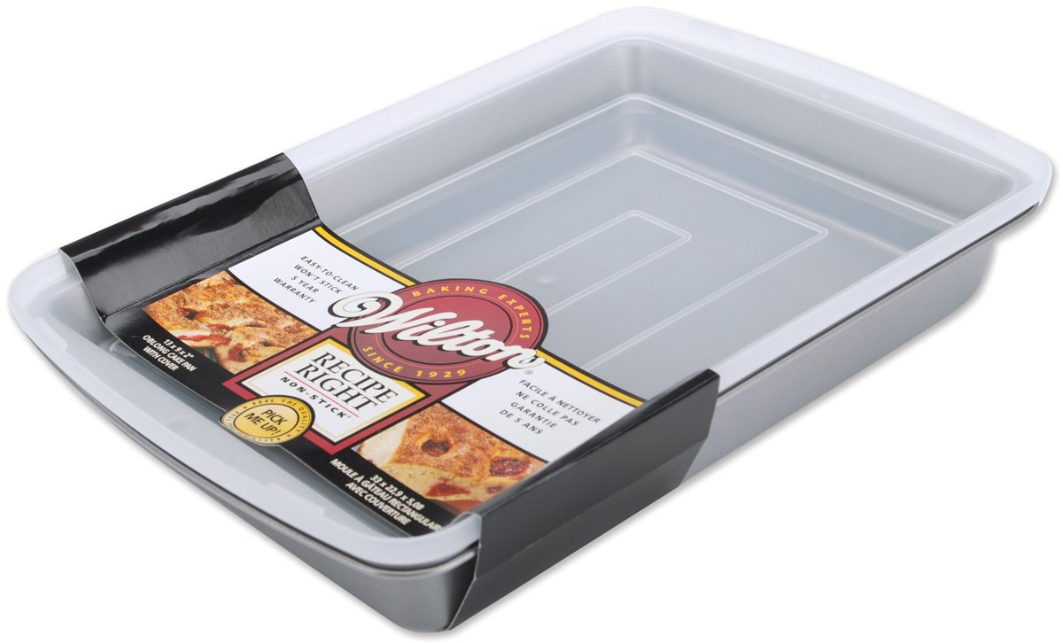9x13 Oblong Pan with Cover