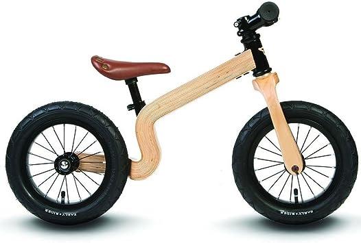EarlyRider Bonsai - Bicicleta de madera y aluminio, sin pedales y ...