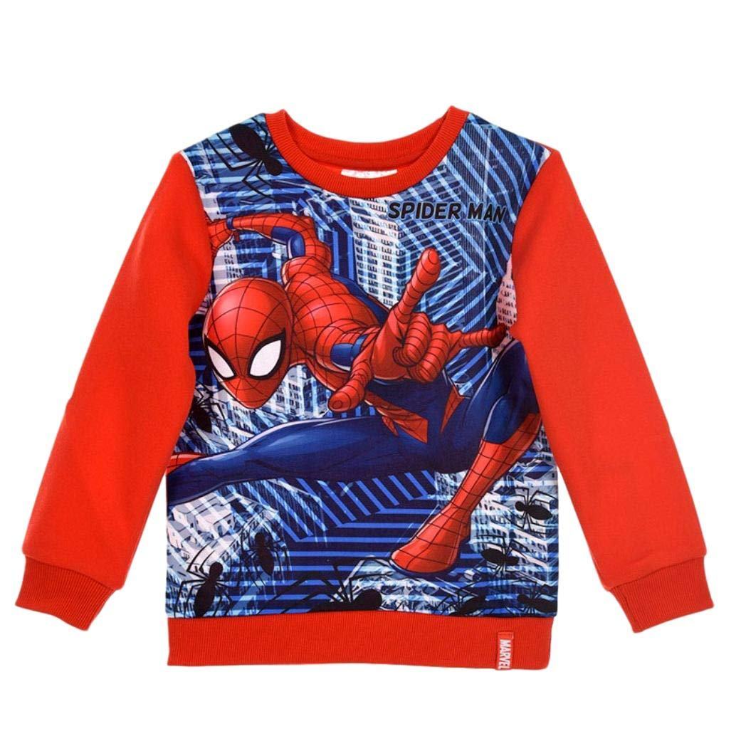 Spiderman Pullover Jungen Marvel