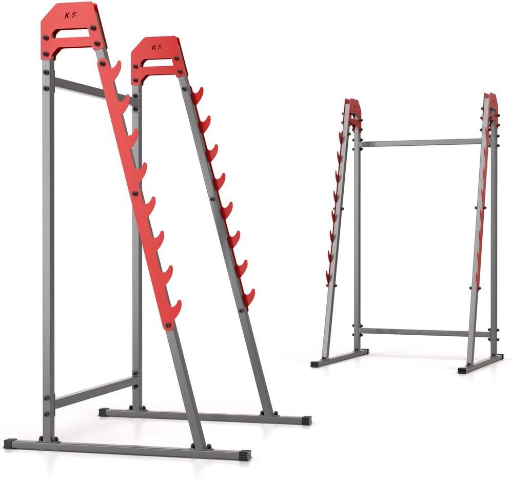 porta pesi e bilancieri Squat porta bilanciere Barbell Rack K-SPORT squat rack