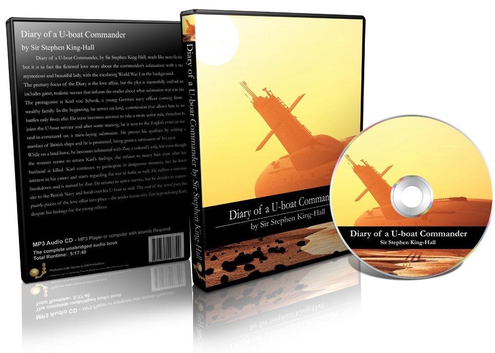 Read Online Diary of a U-boat Commander pdf epub