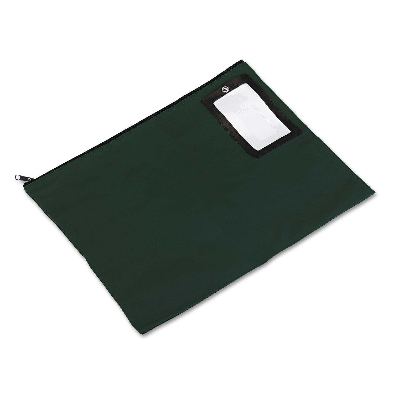 PMC04649 - Flat Dark Green Transit Sack