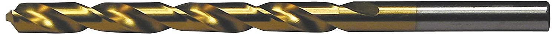 6 Pack Viking Drill and Tool 48060 #28 Type 240-BN 118 Degree General Purpose Jobber Drill Bit