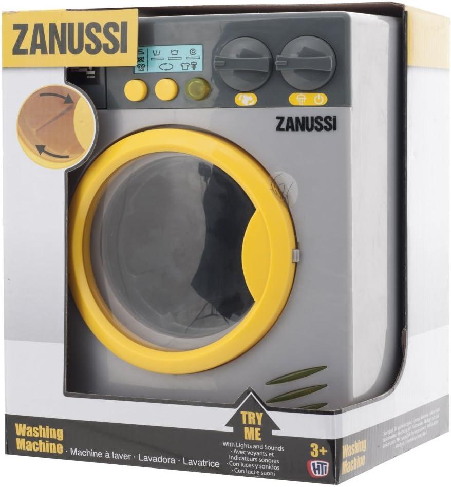 Rocco Giocattoli 21580157 Zanussi - Lavadora de Juguete: Amazon.es ...