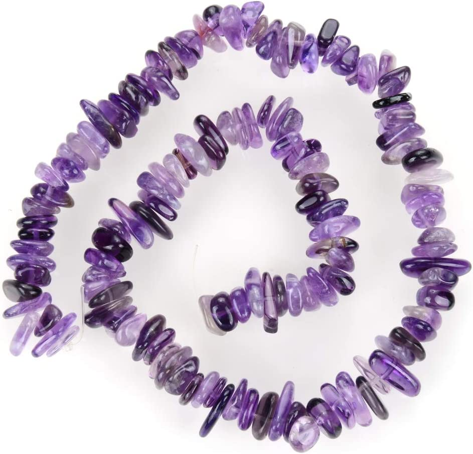 Natural amethyst smooth teardrop briolette beads wholesale natural amethyst string for jewelry making