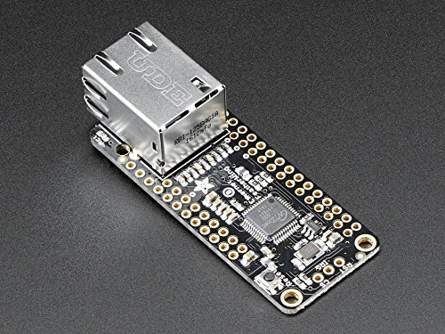 Adafruit (PID 3201) Ethernet FeatherWing