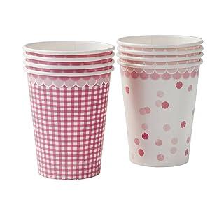 Bicchieri di carta rosa mix Talking Tables TAL-PKCUPV2