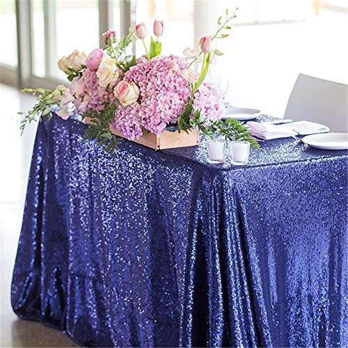 B-COOL Sequin Tablecloth 90