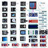 ELEGOO Upgraded 37 in 1 Sensor Modules Kit with
