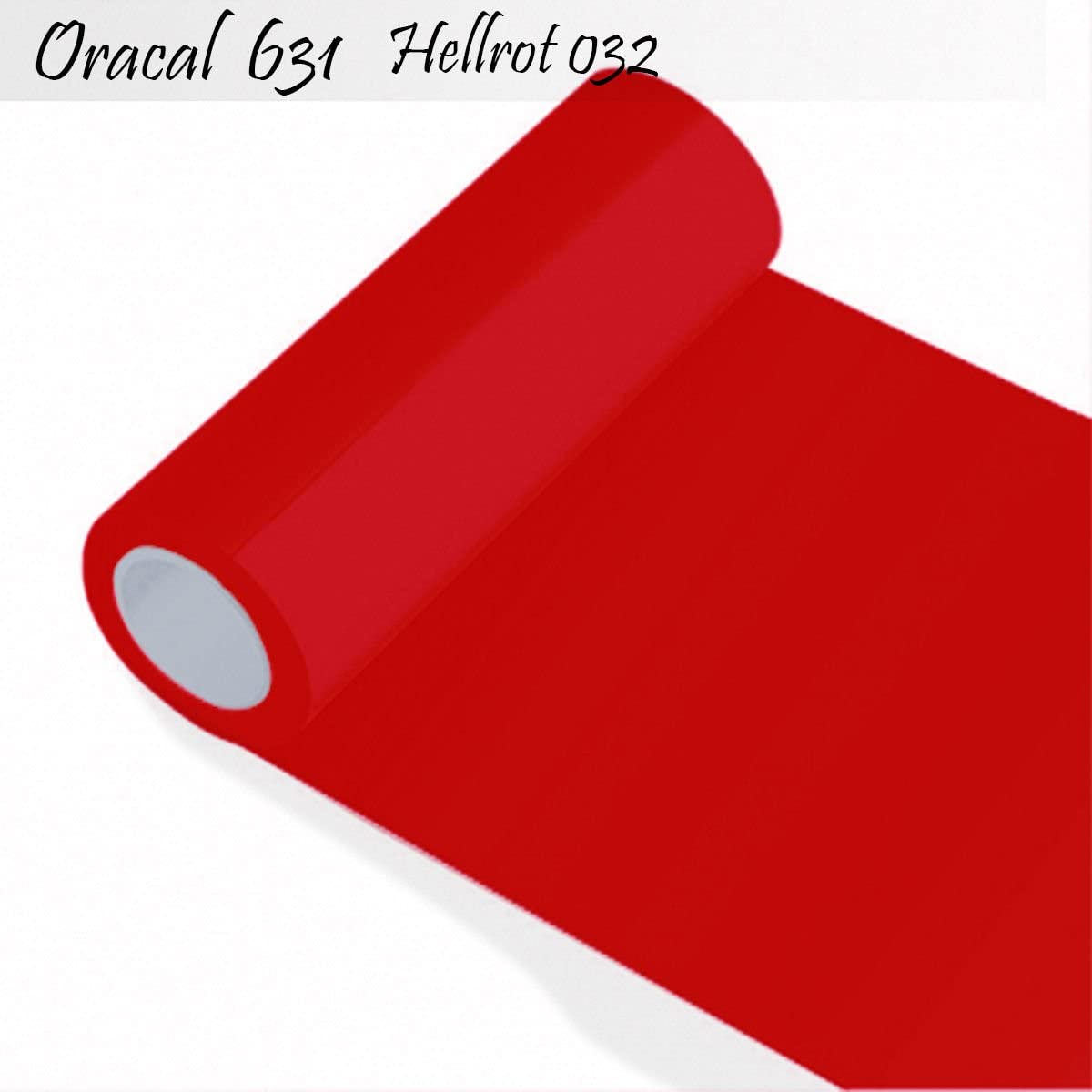 ORACAL 631 – Orafol Mate – Pantalla para plotter – para armarios de cocina y decoración de pantalla 5 m rollo rollo de lámina – 31,5 cm Altura – 32 de color