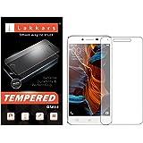 Lakkars Lenovo Vibe K5 Plus HD+ 9H Hardness Toughened Tempered Glass Screen Protector(Lenovo Vibe K5 Plus)