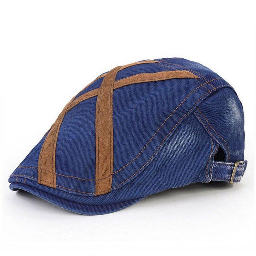 AET Cap Mens Autumn Spring Classic England Beret Hat Newsboy Cap
