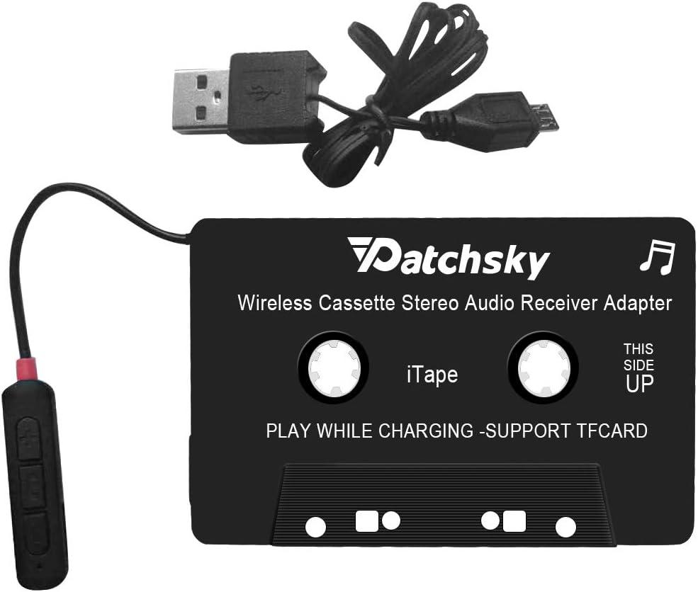 Itape Kassettenadapter Auto Bluetooth Arbeit Beim Laden Elektronik