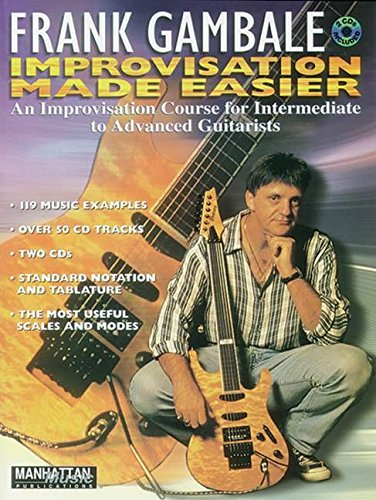 Frank Gambale Improvisation Made Easier