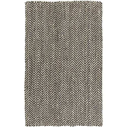 Surya Reeds REED-803 Natural Fiber Hand Woven 100% Jute Mulled Wine 3'3