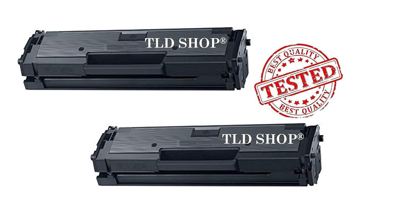 Cartridge MLT-D111S - Juego de 2 Cartuchos de tóner compatibles ...
