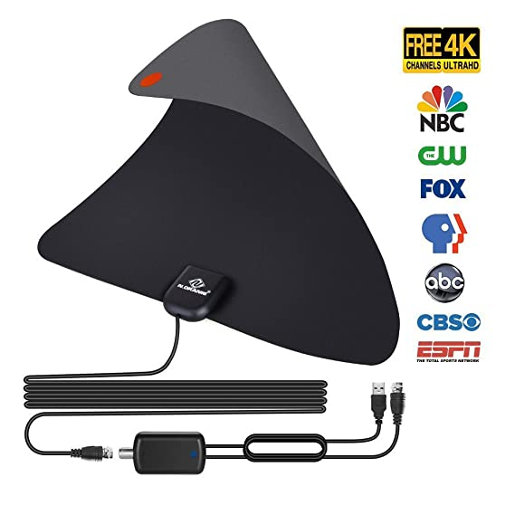 Review TV Antenna,N N.ORANIE Indoor